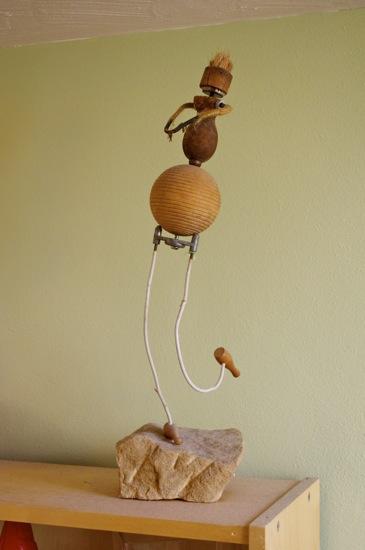 thomas-knauer-sews-david-butler-sculpture
