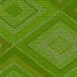 thomas-knauer-sews-binary-ikat-green