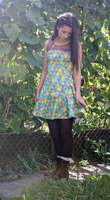 sara lawson frippery dress