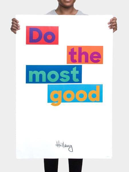 do the most good